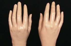 jari-jari tangan